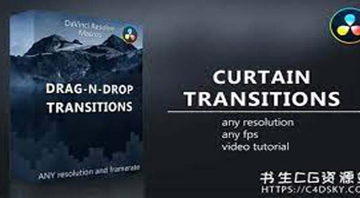 Curtain Transitions