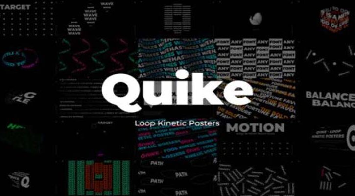 kinetic posters