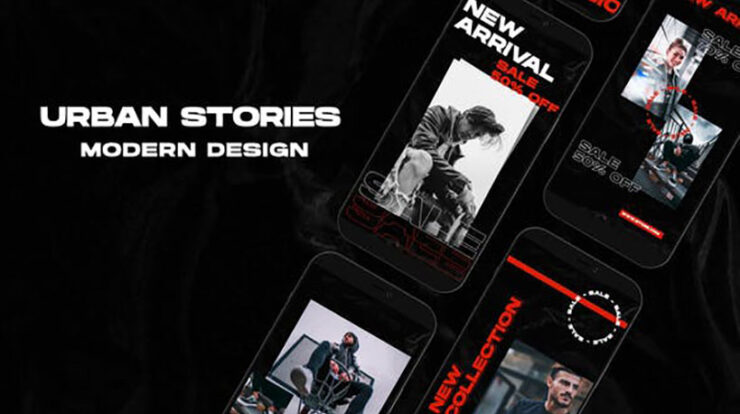 Urban Stories FCPX & Apple Motion